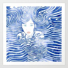 Water Nymph XLIII Art Print