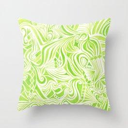#50. JOJO Throw Pillow