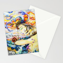 Deliberation of Poingnancy Stationery Cards