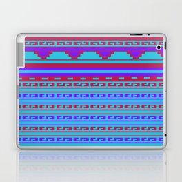 Mexican Aztec ethnic pattern Laptop & iPad Skin