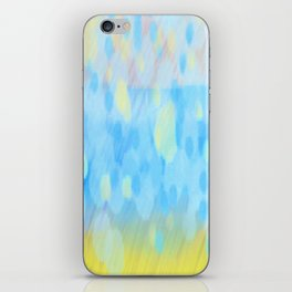 Barafundle Rain iPhone Skin