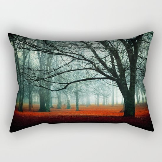 Enter Rectangular Pillow