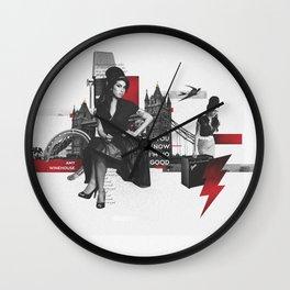 Amy W - London Wall Clock