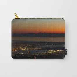 Vancouver at Sunset Carry-All Pouch