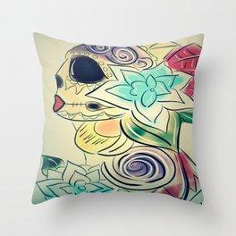 La Gitana Throw Pillow