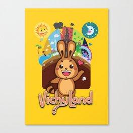 VichyLand Canvas Print