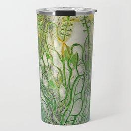 Summer Herbs Travel Mug