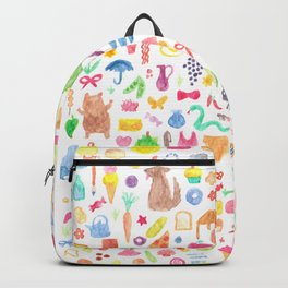 A few of my favourite things Backpack