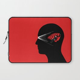 One Man Movie Theatre Laptop Sleeve