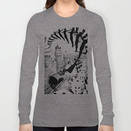 PLEASE, COME IN CONTACT OUR PLANET EARTH Long Sleeve T-shirt
