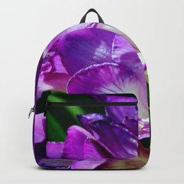 Royal Purple - The Prince Of Freesias Backpack