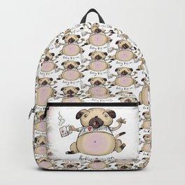 Belly Pug-on Backpack