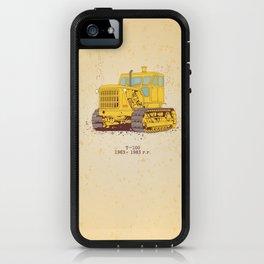 T 100 iPhone Case