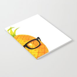 Mr. Pineapple Notebook