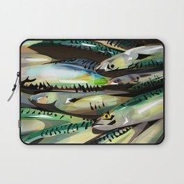 Seafood Market Laptop Sleeve