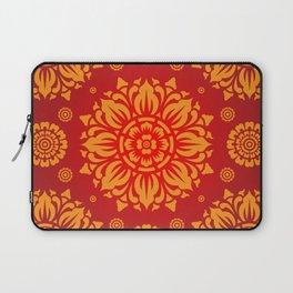 PATTERN ART03 - Red Laptop Sleeve