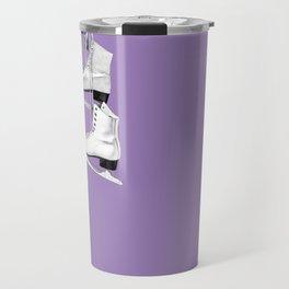 Ice Queen - purple Travel Mug