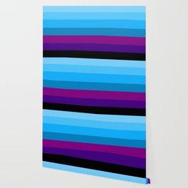 Northern Deep Blue Sky - Abstract Wallpaper