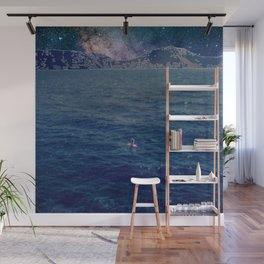 Deep Places Wall Mural