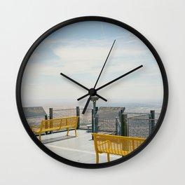 El paso chairs Wall Clock