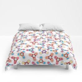 Fidget spinner summer toy Comforters