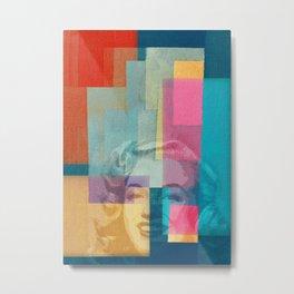 Divas - Marilyn Metal Print