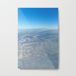 Far above the cotton wool factory Metal Print