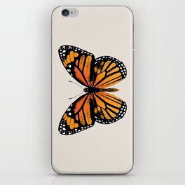 Monarch Butterfly iPhone Skin