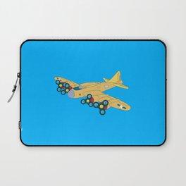 Fidget Plane Laptop Sleeve
