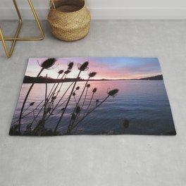 Lake Sunset Rug