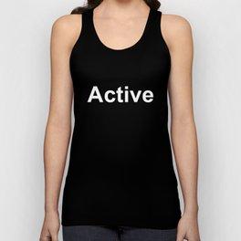 active Unisex Tank Top