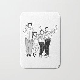 Seinfeld Bath Mat