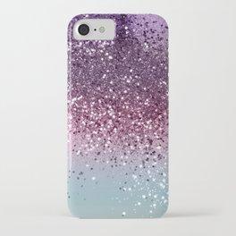 Unicorn Girls Glitter #6 #shiny #pastel #decor #art #society6 iPhone Case