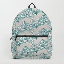 Roses pattern 1c Backpack