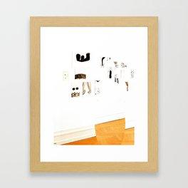 Opus 85 Framed Art Print