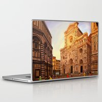 florence Laptop & iPad Skins featuring Florence by Sara Cooley