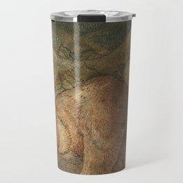 Poor little Basse by John Bauer Travel Mug