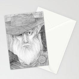 Odin Allfather Stationery Cards