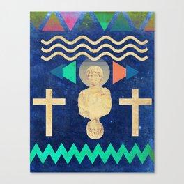 HERCULES Canvas Print