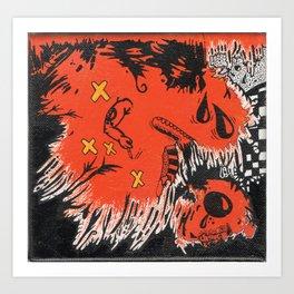 Canvas! Art Print