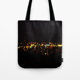 Man's Stars Tote Bag