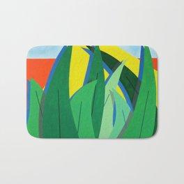 Plantain - Paint Bath Mat