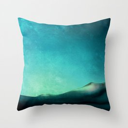 Landscape : Bolivia Throw Pillow