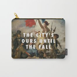 Eugène Delacroix, Liberty Leading the People (1830) / Halsey, New Americana (2015) Carry-All Pouch