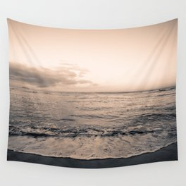 calm day 04 ver.warmblack Wall Tapestry