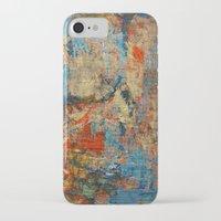 calendars iPhone & iPod Cases featuring Mannaz - Runes Series by Fernando Vieira