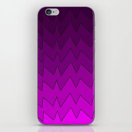 Where Will You Make Your Mark- Special Edition, Neon 001 iPhone Skin