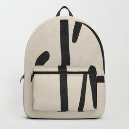 Jazz by Henri Matisse Backpack