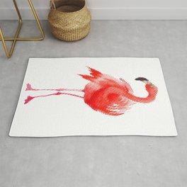 Flamingo #1 Rug