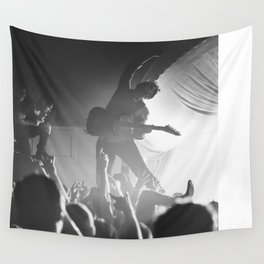 Dillinger Escape Plan Live  Wall Tapestry